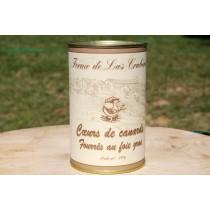 Coeurs fourrés au foie  gras 400g