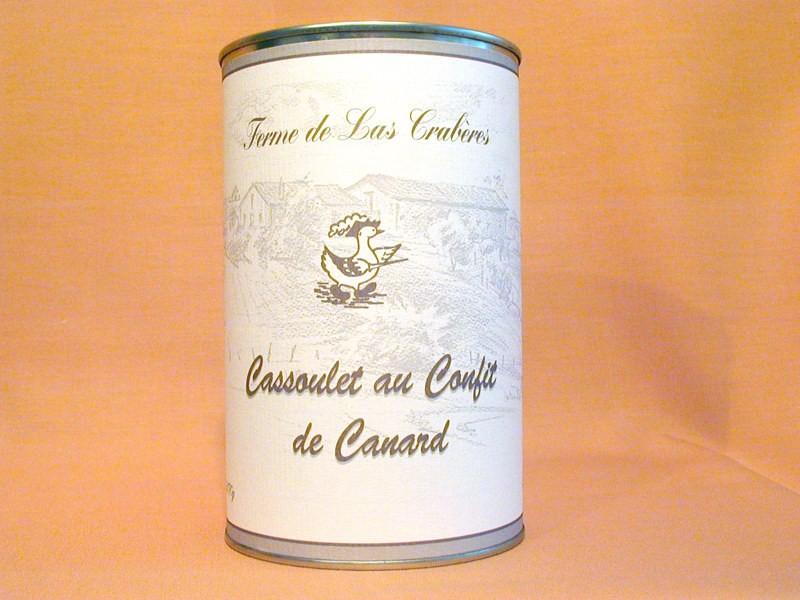 Cassoulet 1170g