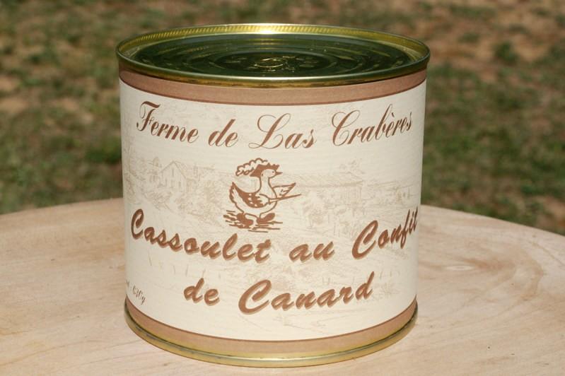 Cassoulet 630g