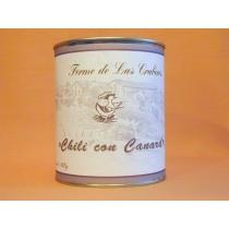 """Chili con canard"" (chili au magret de canard) 840g"