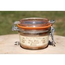 Foie gras de canard entier du Gers  125g