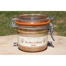 Foie gras de canard entier 185g