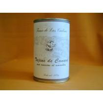 Tajine de canard aux amandes et raisins 1170g