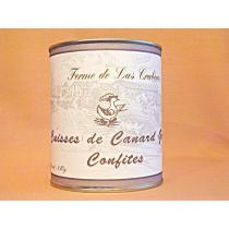 Confit de canard du Gers  (2 cuisses)